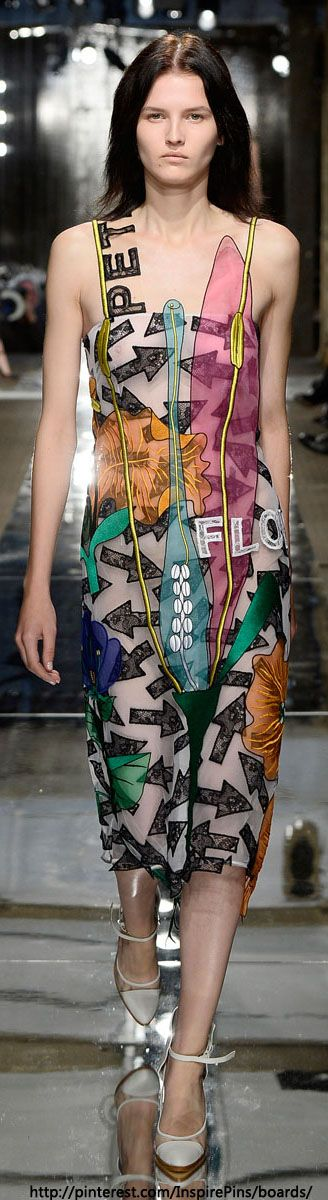 Christopher Kane Spring/Summer 2014