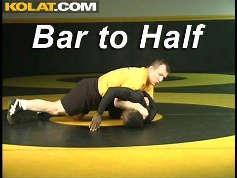 Arm Bar to Half Nelson KOLAT.COM Wrestling Techniques Moves Instruction