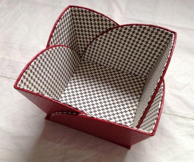Cartonnage - De toutes les… - Bobines - Coffret à Thème - Vide poche - Bobine en carton - l'Atelier d'Hélène