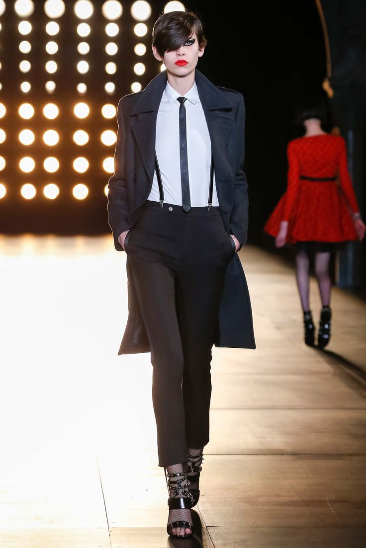 Saint Laurent - Fall 2015 Ready-to-Wear - Look 37 of 60