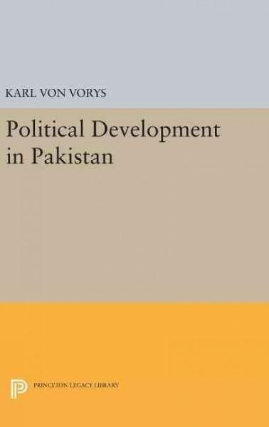 Political Development in Pakistan