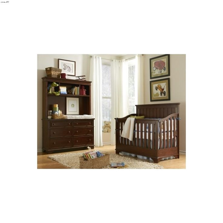 Legacy Dawsons Ridge Convertible Crib Collection