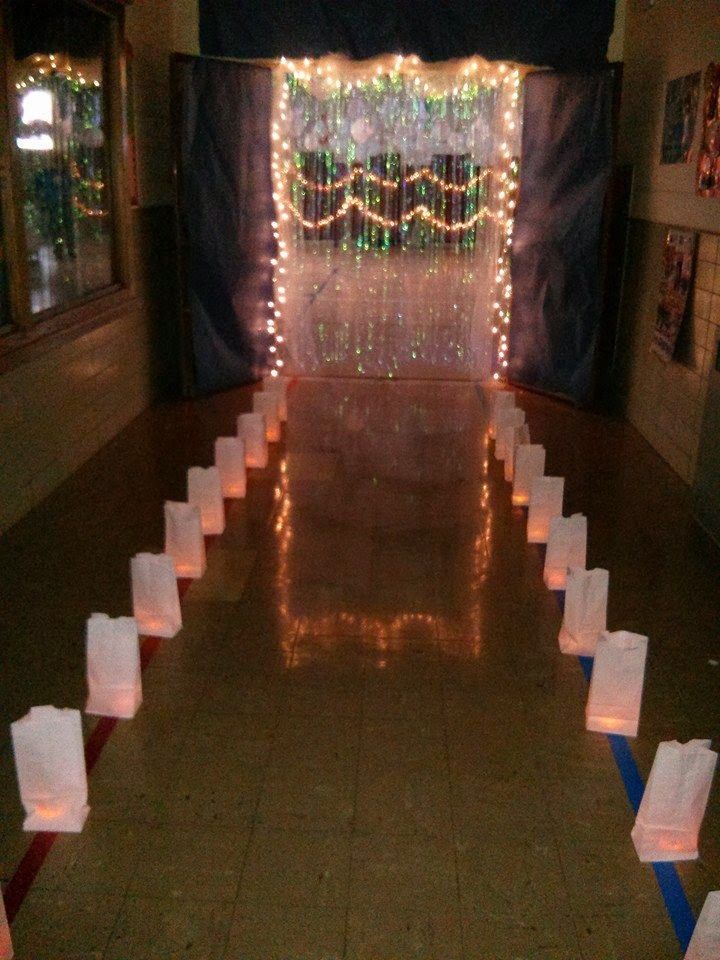 Another school year comes to an end…. Great Idea for a dance entrance