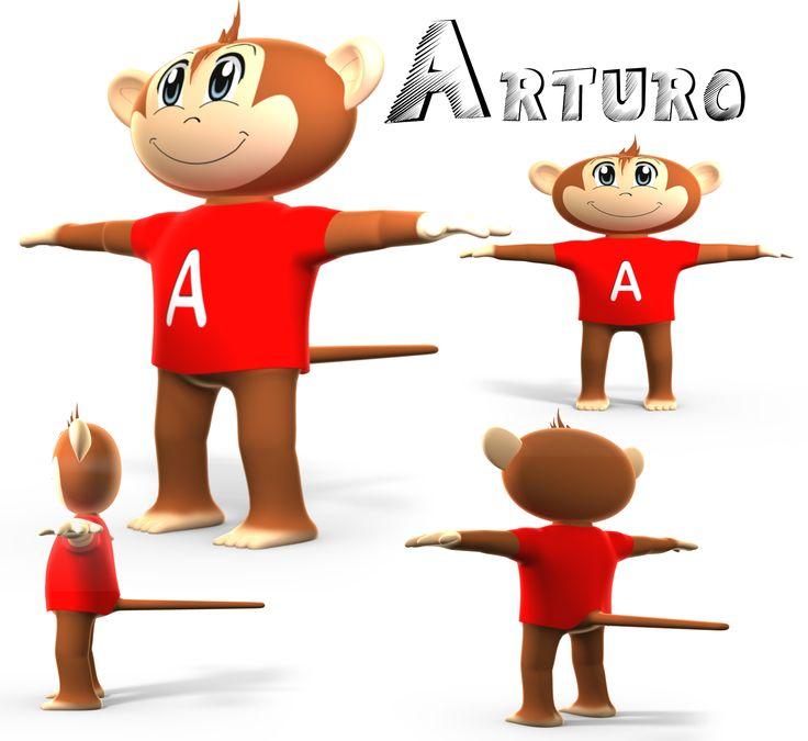 Arturo el Mono, our guide! #learnsafari #learnspanish