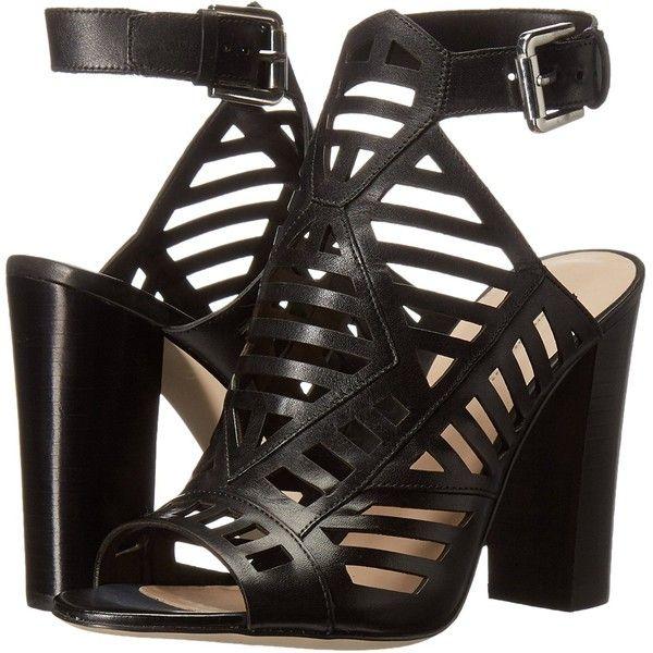 Guess Women S Essty Platform Dress Sandal 47 Liked On Polyvore Featuring Shoes Sandals Platfor Platform Wedges Shoes Wide Fit Sandals Wide Dress Sandals