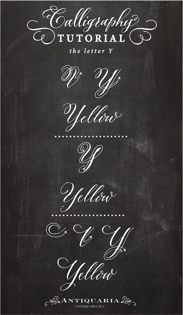 25 Best Ideas About Calligraphy Tutorial On Pinterest