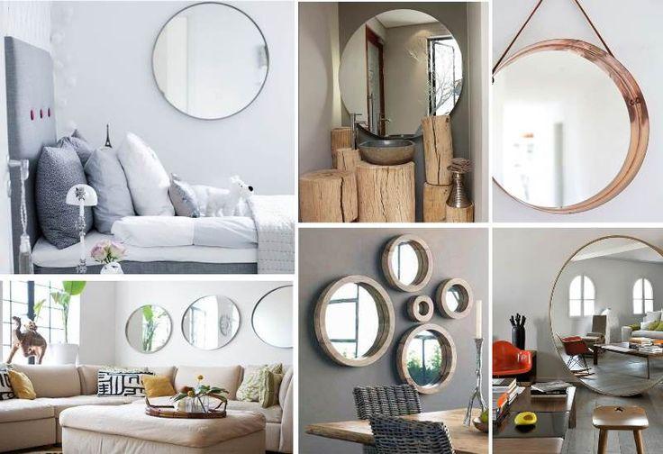 Round Mirrors Blog Post