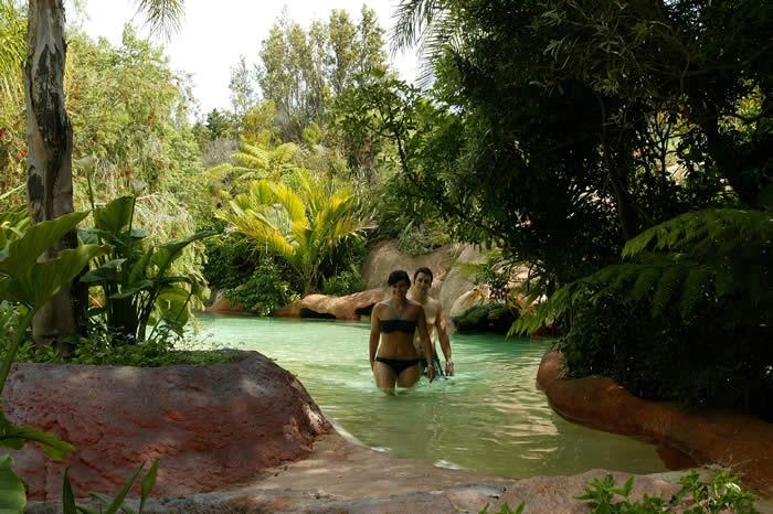 Lost Springs Spa