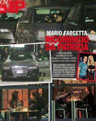 Mario Fargetta nuova fidanzata dopo la Panicucci: si chiama Patrizia