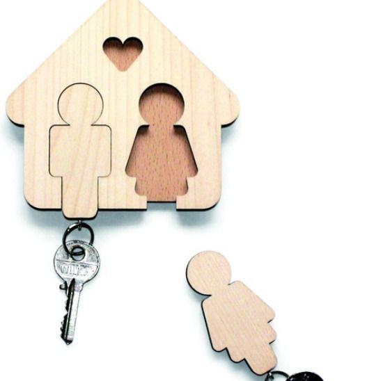 love this lol: Decor, Keys Hangers, So Cute, Future, Cute Ideas, House, Sweet Home, Keys Holders, Wedding Gifts
