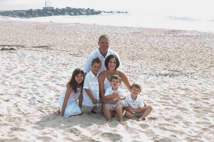 Family Portrait session on the beach, session fee