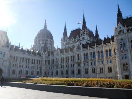Le parlement Hongrois - Budapest - Hongrie