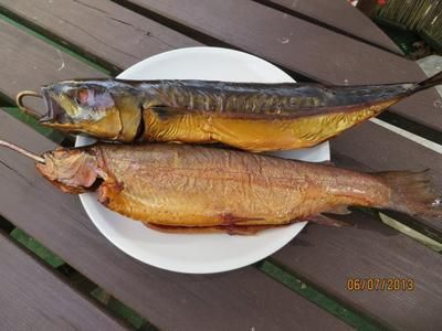 Rezept: ......Fisch räuchern Bild Nr. 5