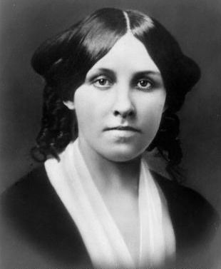 """Louisa May Alcott. """"I like to help women help themselves, as that is, in my opinion, the best way to settle the woman question. Whatever we can do and do well we have a right to, and I don't think any one will deny us."""""""