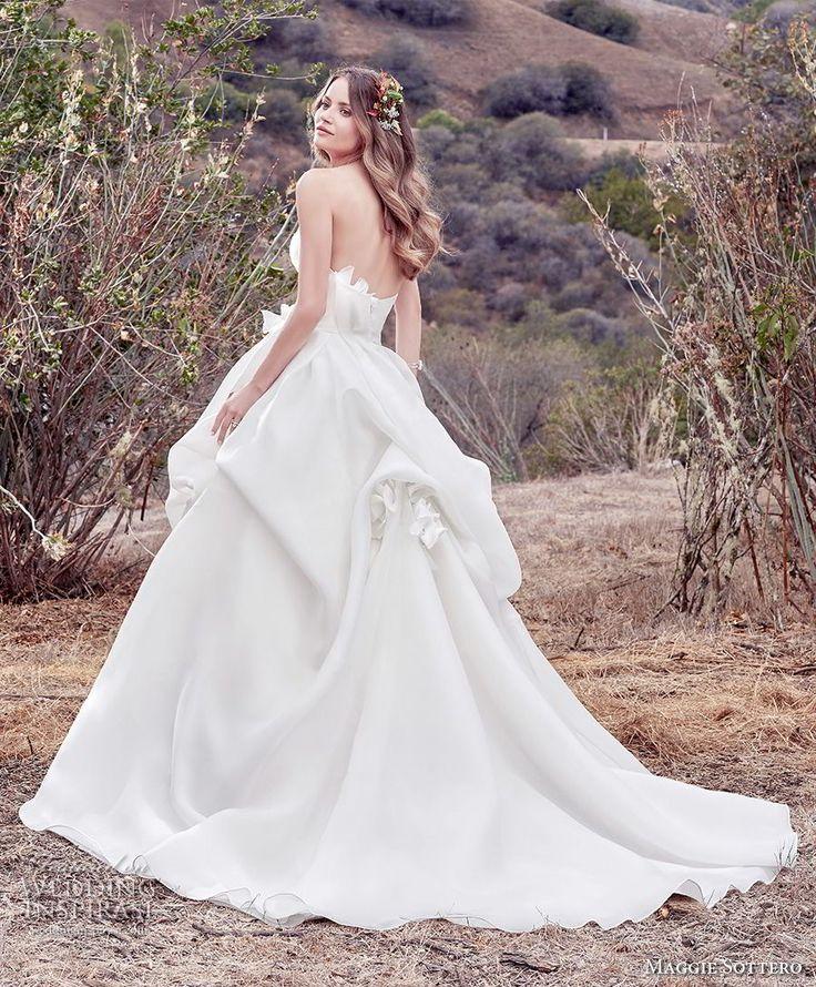Maggie Sottero Fall 2017 Wedding Dresses: Best 25+ Layered Skirt Ideas On Pinterest