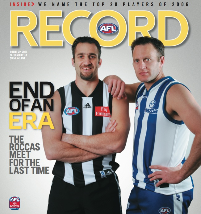 100 Years of AFL Records: The best covers - Official AFL Website of the Collingwood Football Club