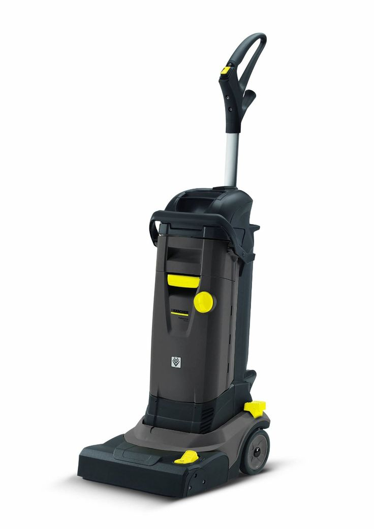 Karcher floor scrubber drier polisher br30 4 for Floor scrubber