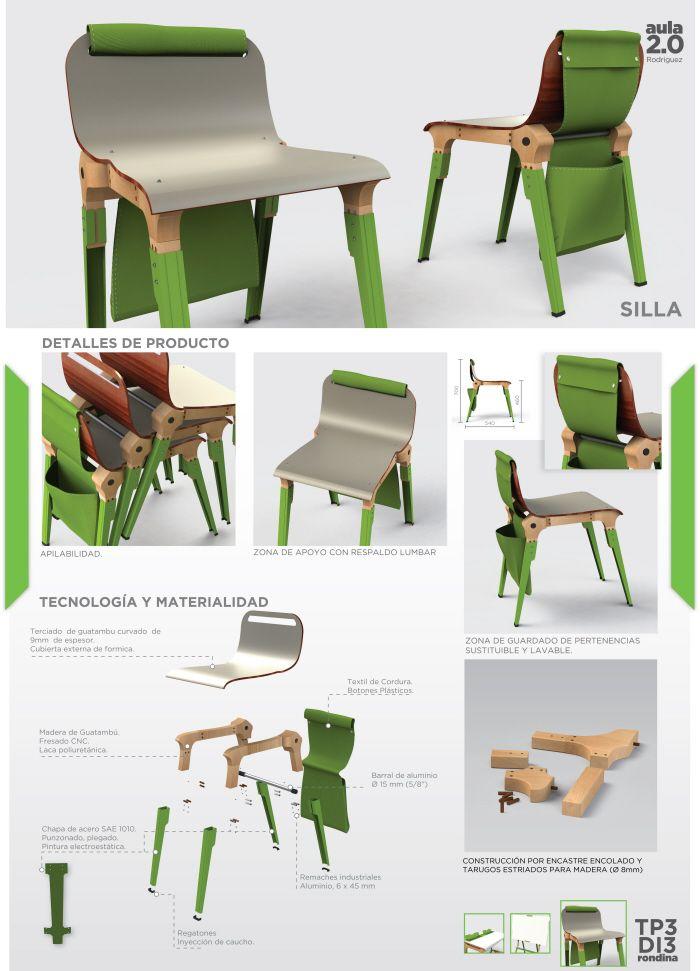 Aurora - mobiliario escolar para todos los niveles door Lewita Malizia op Coroflot.com