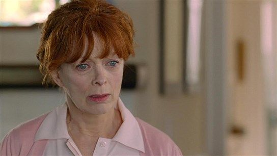 frances fisher x files