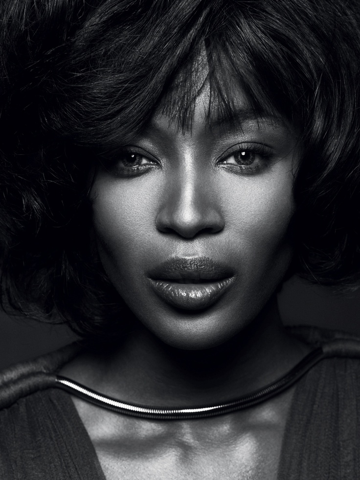 Naomi Campbell photographed by Jan Welters for Antidote magazine S/S 2012. Creative Direction: Yann Weber