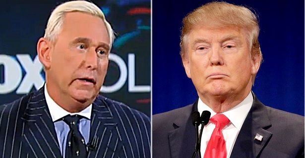 Trump and Roger Stone Were Just Ordered To Court For Voter Intimidation Tactics