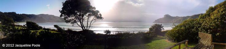 Taupo Bay Panorama Shot