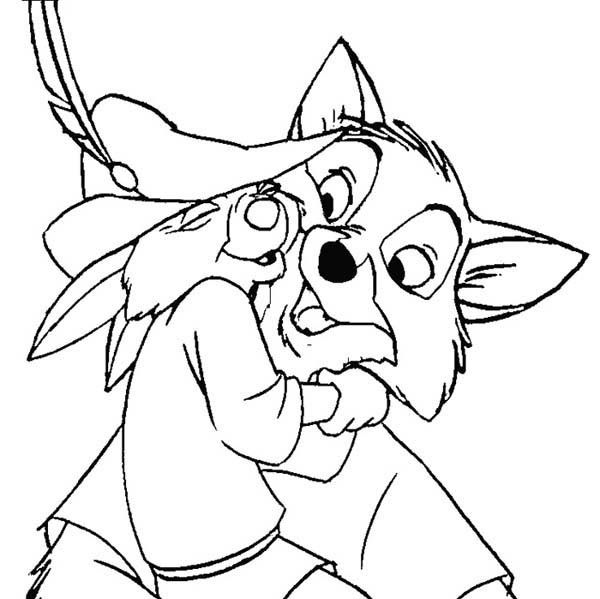 Robin Hood Coloring Pages Best Coloring Pages For Kids Robin Hood Robin Hood Disney Disney Coloring Pages