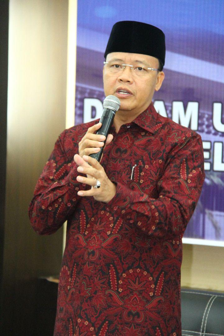 Plt Gubernur Bengkulu Rohidin Mersyah