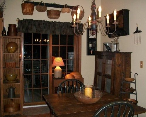 Photos Of Primitive Living Rooms