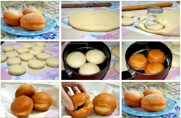 The most delicious donuts / Amazing Cooking