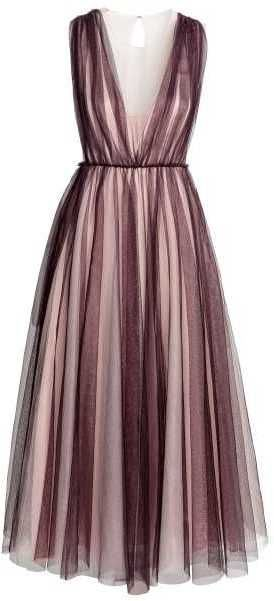 H&M Tulle Dress Continue reading...