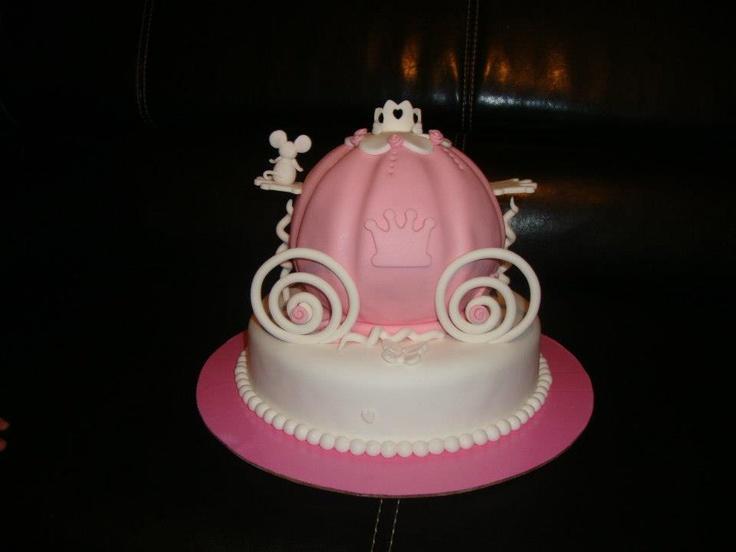 Cinderella Cake 2