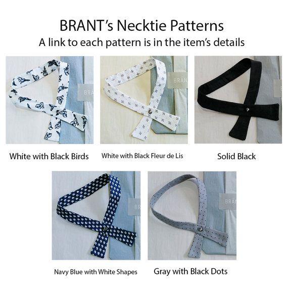 Womens Neck Tie Crossover Tie Womens Tie Womens by BRANTattire