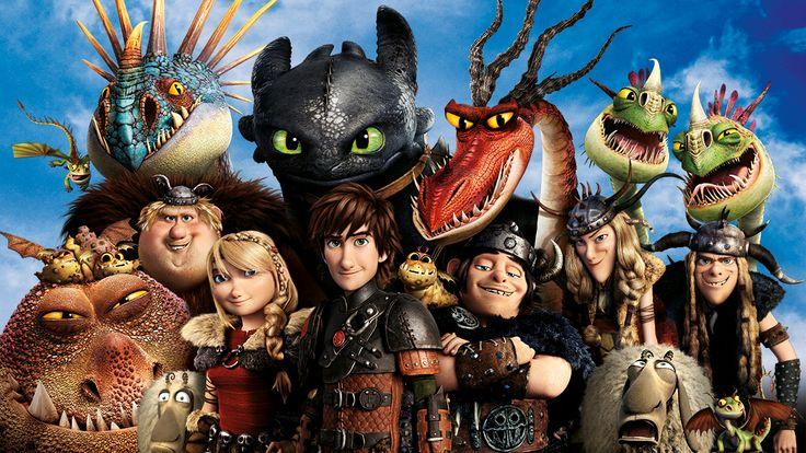Drachenzähmen leicht gemacht | Offizielle Website | DreamWorks Animation