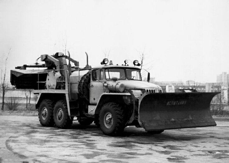 1998 Ural 4320 Amkodor  9351
