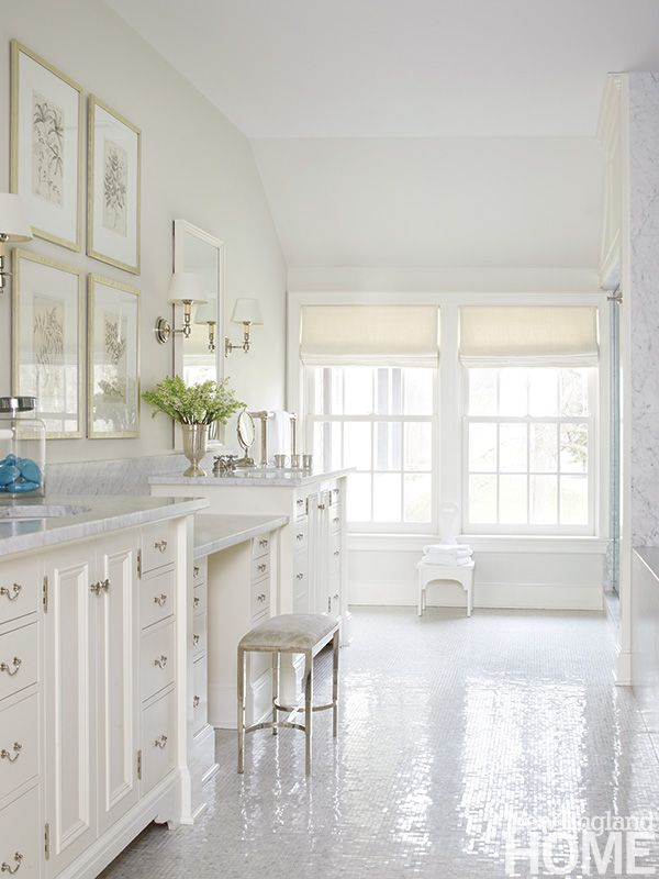 Bathrooms | New England Home Magazine