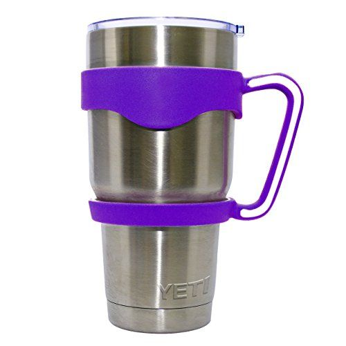 Amazon Lightning Deal 64% claimed: Handle for YETI Tumbler 30 oz Ozark Trail RTIC and Other 30 oz Tumblers. CHIL... #LavaHot http://www.lavahotdeals.com/us/cheap/amazon-lightning-deal-64-claimed-handle-yeti-tumbler/129137