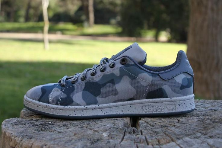 "Stan Smith ""Camoflauge"" †"