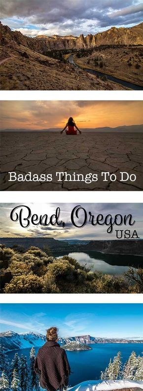 The BEST things to do in Bend, Oregon from a local... With a dash of things to do in Portland too!
