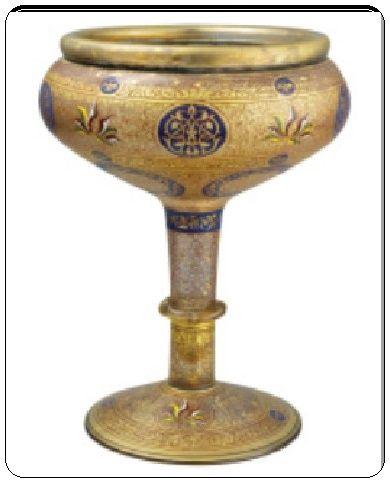 Osmanlı Mineli Cam