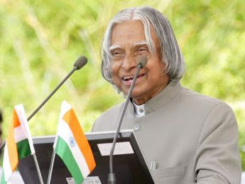 Wishing Dr. A. P. J. Abdul Kalam a Happy Birthday Born on 15 October 1931, Dr.Kalam served as the 11th President of India from 2002 to 2007 and he received India's highest civilian honor, the Bharat Ratna, for his immense and valuable contribution to the scientific research and modernization of defense technology in India.