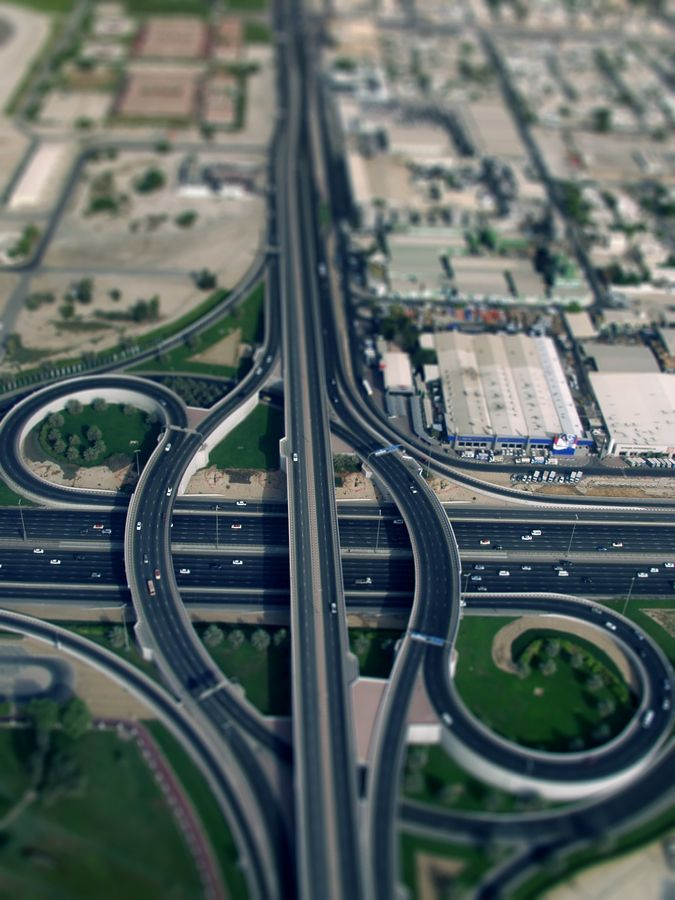 Interchange UAE 126 best Highways images on