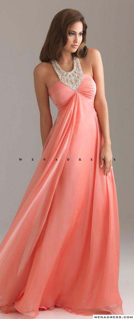 105 mejores imágenes de Dresses!!!<3 en Pinterest | Largo vestido de ...