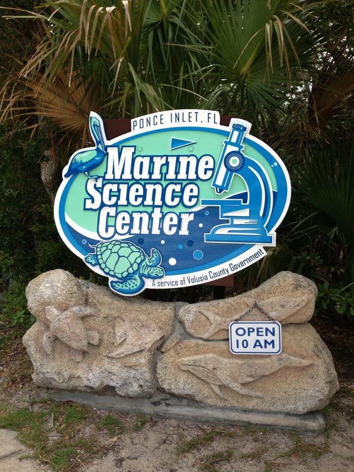 Marine Science Center Places To Go Ormond Beach Florida New