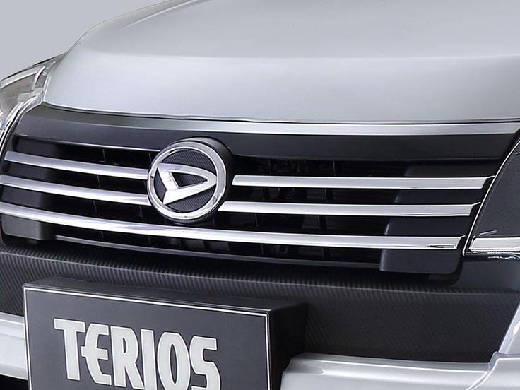 Daihatsu Terios mempunyai karakter yang pas untuk mereka yang ingin memiliki mobil yang tampak eksklusif dan elegan. Penampilan Daihatsu Terios memberikan