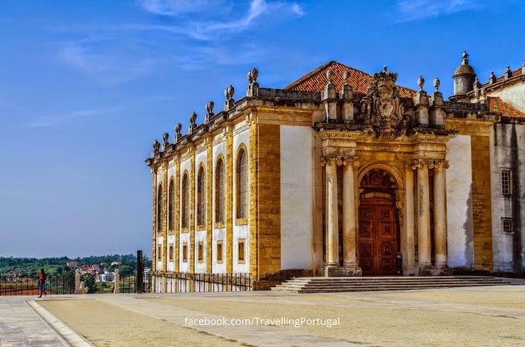 Biblioteca Joanina Universidad de Coimbra | Portugal Turismo