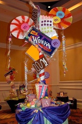 Willy Wonka Candy Bar | It's My Party.. Nd I'll Cry If I ...