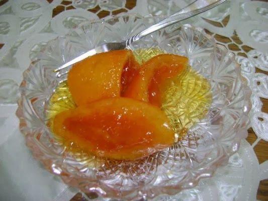 H μάνα του ... λόχου: Πορτοκάλι γλυκό του κουταλιού