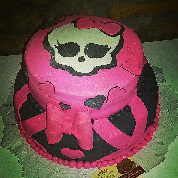 Torta Dolce Domenica -  Monster High