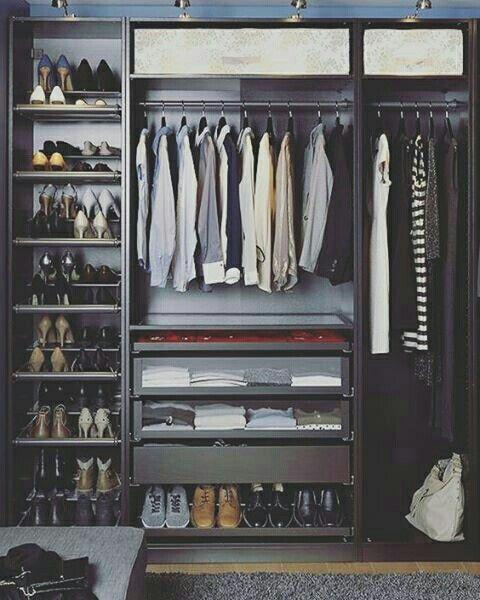 1000 ideas about mens closet organization on pinterest. Black Bedroom Furniture Sets. Home Design Ideas